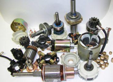 Комплектующие к стартерам и генераторам